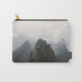 Flying Mountain Explorer - Landscape Photography Carry-All Pouch