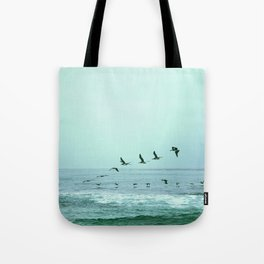 Aerodynamics Tote Bag