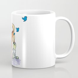 Feeling Twitterpated Coffee Mug