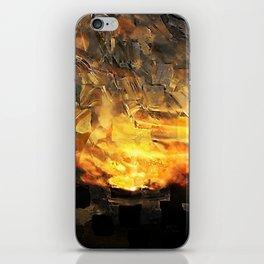 Civil War Dialog iPhone Skin
