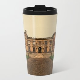 A splendid past. Elvaston Castle, Derbyshire Metal Travel Mug