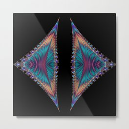 Solar Sails of My Dreams Metal Print