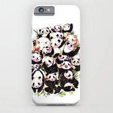 Wild Family Series - Afternoon Tea Panda Slim Case iPhone 6s