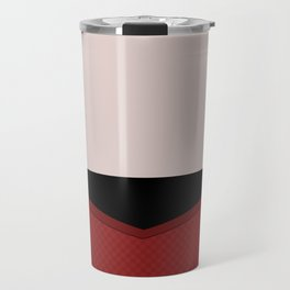 Scotty - Minimalist Star Trek 2009 Into Darkness Reboot AOS - Montgomery Scott  - Trektangle Travel Mug