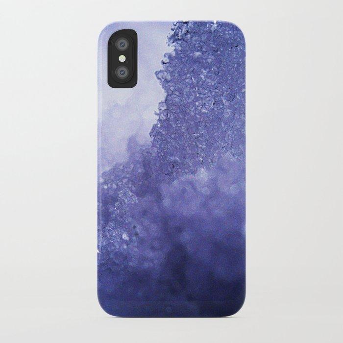 Ice Mountain iPhone Case