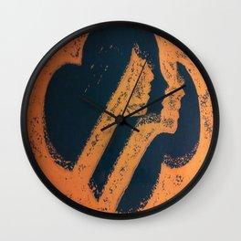 Girl Scout Logo : Print Wall Clock