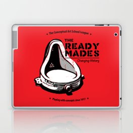 The Ready Mades! Laptop & iPad Skin