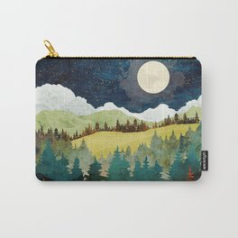 Autumn Moon Carry-All Pouch