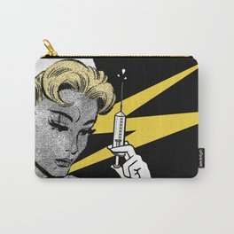 The Dearly Departed Carry-All Pouch