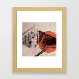 Golden Goose (i) Framed Art Print