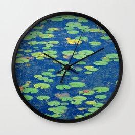 Hommage A Monet Wall Clock