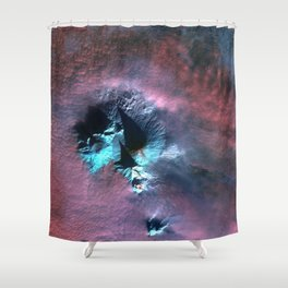 Klyu Bezy Kamen NASA Shower Curtain