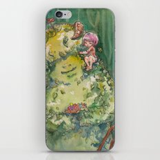 My Forest Friend iPhone & iPod Skin