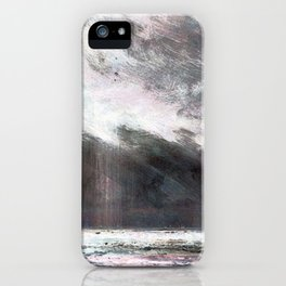 All at sea iPhone Case