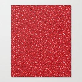 Watermelon Pile Canvas Print