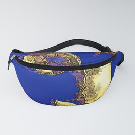 Mushrooms of the Sea - Jellyfish Fanny Pack