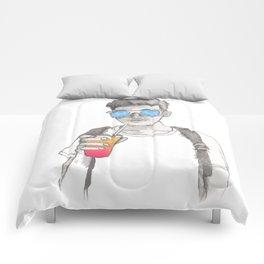Summer boy Comforters