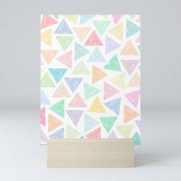 Colorful Geometric Patterns Mini Art Print
