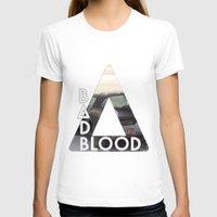 bastille T-shirts featuring Bastille - Bad Blood by Thafrayer