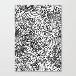 Repeat Pattern Canvas Print