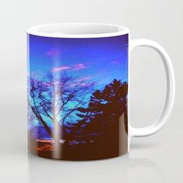 Colorful Sky (vintage) Coffee Mug