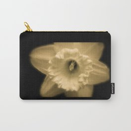 Sad Daffodil Carry-All Pouch