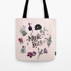 Magic Babe Tote Bag