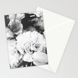 Carnations & Orchids Stationery Cards