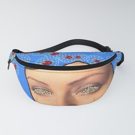 Lucy In The Sky With Rubies Fanny Pack