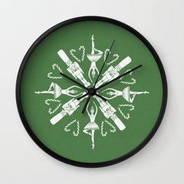 Get Crackin' Wall Clock