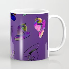Donuts and Witch Hat Multi Coffee Mug