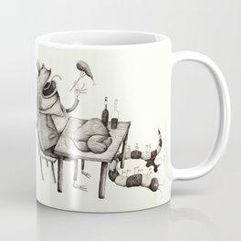 'Excessmas - Part 3' Coffee Mug