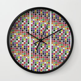 Untitled Five Wall Clock