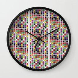 Untitled Five Wall Clock