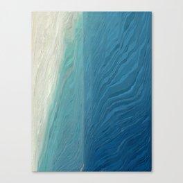 Pixel Sorting 68 Canvas Print