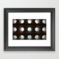 Unearthly Framed Art Print