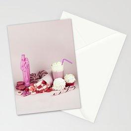 Sweet pink doom - still life Stationery Cards