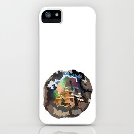 The Mountaineer iPhone Case