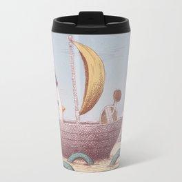 Drummer Bird - Sailing Travel Mug