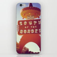 South Of the Border! iPhone & iPod Skin