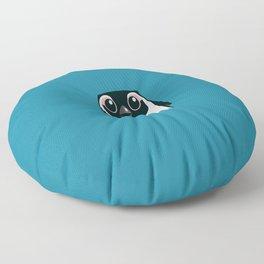 African Penguin - 50% of profits to charity Floor Pillow