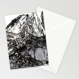 Yangtze River Shirt Stationery Cards
