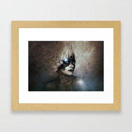 Mind Construction Framed Art Print