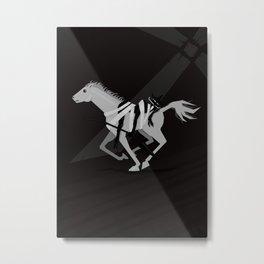 Quijote. Don Quijote Metal Print