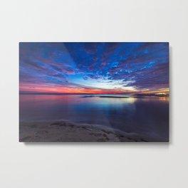 Gulf Coast Colors Metal Print