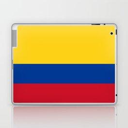 Flag of Colombia-Colombian,Bogota,Medellin,Marquez,america,south america,tropical,latine america Laptop & iPad Skin