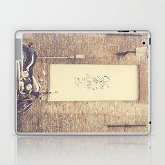 Keep the love alive Laptop & iPad Skin