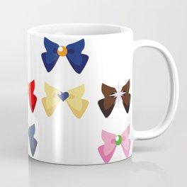Sailor Ribbons Coffee Mug
