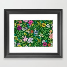 Flowers XIII Framed Art Print