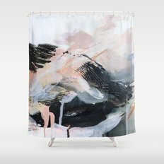 1 3 5 Shower Curtain